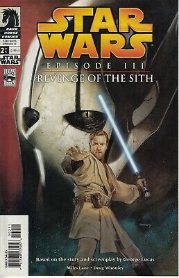 Star Wars Episode III Revenge of the Sith 2