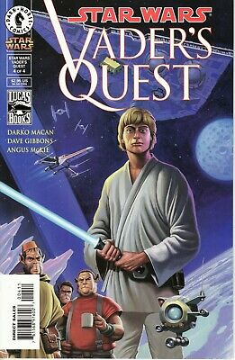 Star Wars Vader's Quest 4 (of 4)