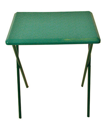 Caravan Camping Lightweight Senior Side Table - Green