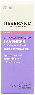 Tisserand Essential Oil Lavender 20ml