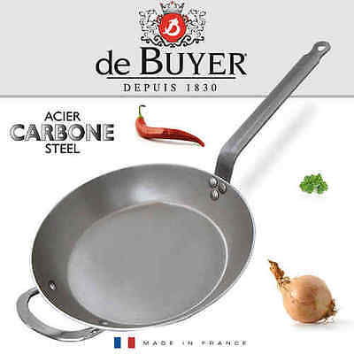 de Buyer - Carbone PLUS - Lyonnaise Bratpfanne 32 cm