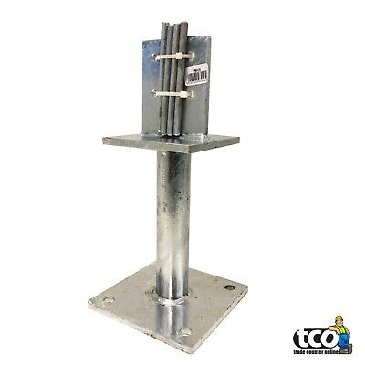 Simpson StrongTie Galvanised HEAVY DUTY POST BASE - PBH120
