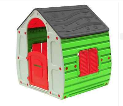 NEW Chad Valley Magic Play House Kids Outdoor Garden Play House Wendy Houses Toy