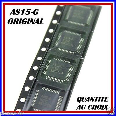 As15-G Qfp48 Original ! Pour T-Con Samsung Philips Sony Etc...(As15G=As15-F)