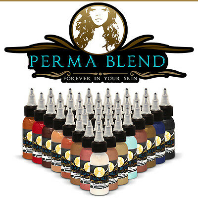 Perma Blend Permanent Cosmetic Micro Pigment