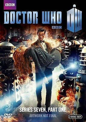 Doctor Who - Doctor Who: Series 7 Pt. 1 (2012, DVD NEW)
