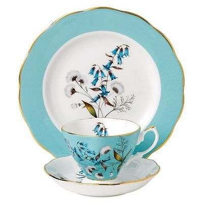 NEW Royal Albert 100 Years 1950 Festival 3-Piece Set
