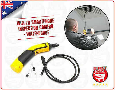 WIFI Inspection Camera Flexible Waterproof Wireless to Smartphone Trade Bull Ant