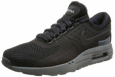NIKE AIR MAX Zero QS BlackBlack Dark Grey (789695 001