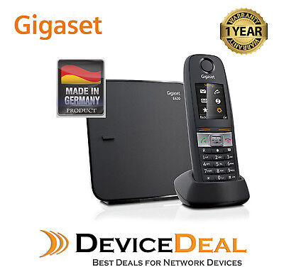 Siemens Gigaset E630A robust Cordless DECT Phone with answering machine