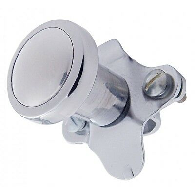 Polished Aluminum Steering Wheel Spinner Suicide Brody Knob Booster Aid Control