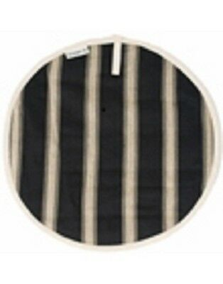 Sterck Range Cooker Lid Covers / Aga  Chefs Pads  / Lid Protector in Black