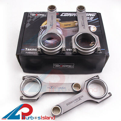 Forged Connecting Rods 4340 for Opel Vauxhall C20XE C20LET Z20LET Z20LEH tidde