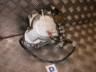 sym 125 hd generator and engine cover