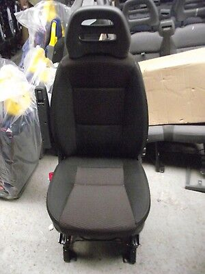 Relay/boxer/ducato single passenger seat