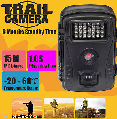 720P HD Wide Angle Waterproof Motion Detection Outdoor Hunting Trail Camera 850N
