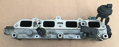 Audi A2 2000 2005 1.6 Fsi Bad Engine Intake Inlet Manifold Rail Flap 036133204K