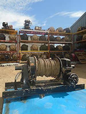 Tulsa Rufnek Winch RN20WH-RFO 20,000LBS - Excellent Condition