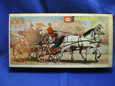 Lafayette Coach by UPC / Miniature Masterpieces Kit # 4003-100 1/40 scale