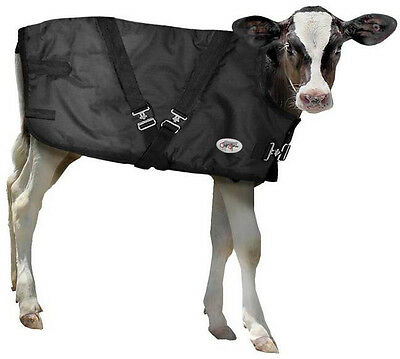 "24"" (80 - 110 lbs) Black Calf Warming Blanket"
