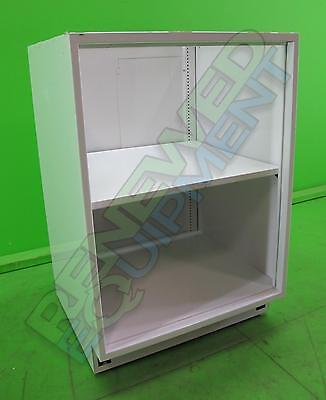 Fisher Hamilton Lab Base Cabinet with Shelf White