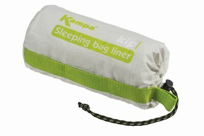 Kampa Kip 100% Cotton Envelope Sleeping Bag Liner