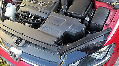 Golf Mark 7 R600 Enclosed Airbox Cold Air Intake - VW Racing Induction Kit Mk 7