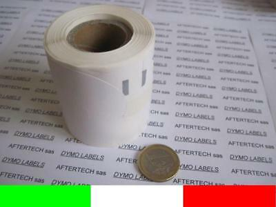 14681 5x Rolls Labels Compatible Dymo Labelwriter for CD DVD