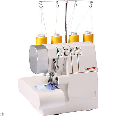 New & Boxed With Manufacturer Warranty Singer 14Sh754 Overlock Sewing Machine