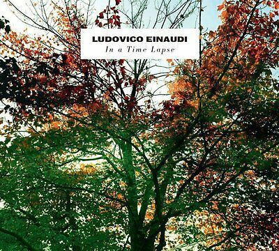 LUDOVICO EINAUDI In A Time Lapse 2013 vinyl 2LP gatefold SEALED/NEW
