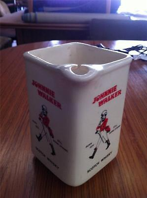 Collectable  Johnny Walker Whiskey/ Water Jug..florenz Australia