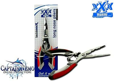 Xxx Marine Stainless Steel Long Nose Fishing Tool Pliers Ft2