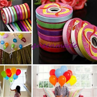 1 Roll Colors Balloon Curling Ribbon For Party / Gift Wrapping / Balloons Q