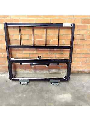 Forklift Side Shift Complete w/t Load Guard 2.5Ton Class 2 Negotiable Syd Stock