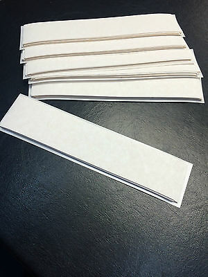 "15 x Professional Golf Grip Tape Strips - Pre Cut 10""x 2"" SPECIAL PRICE £3.45"