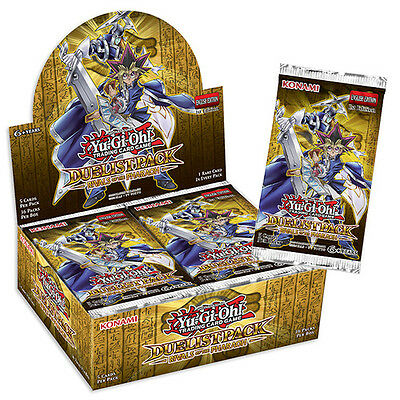 Yu-Gi-Oh! Rivals of the Pharaoh Duelist Booster Pack YuGiOh Trading Card Game (S