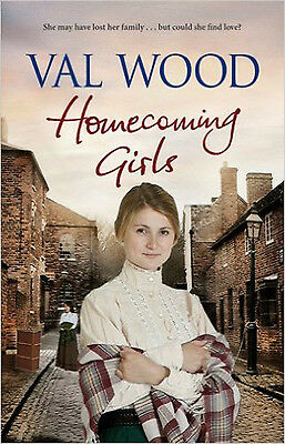 Homecoming Girls, New, Wood, Val Book