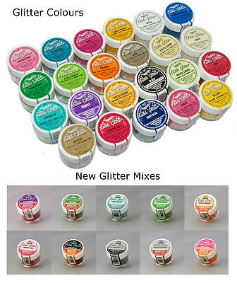 Rainbow Dust 100% Fully Edible Cup Cake Cookie Colour Sparkle Glitter Decoration