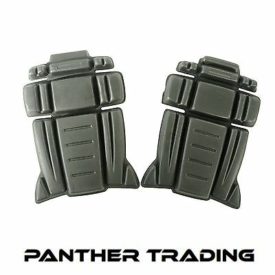 Silverline Knee Pad Inserts lightweight Foam That Protect Knees 1 Size - 793597