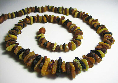 Raw Baltic amber necklace !!!!