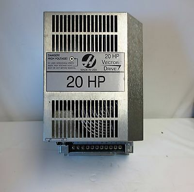 Exchange Service! Haas 93-32-5559A 20Hp Smart Spindle Drive
