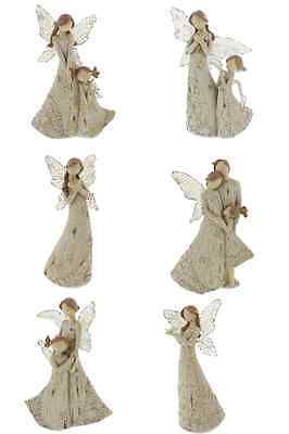 Woodland Angel By Juliana Figurine / Ornament.New & Boxed.Choose From 5 Poses