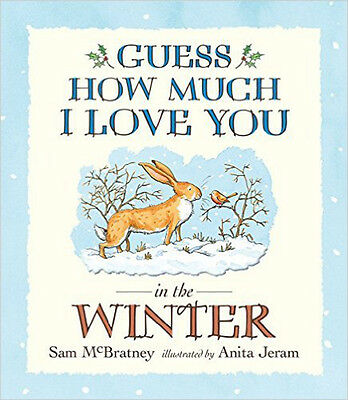 Guess How Much I Love You in the Winter, New, McBratney, Sam Book