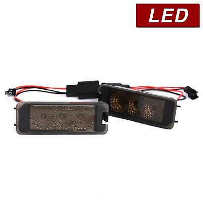 Vehicle-Specific LED Rear Registration Number Plate Light Lamp for VW SCIROCCO