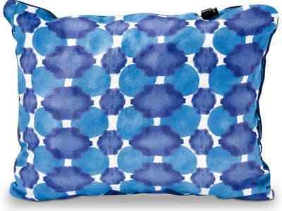 Thermarest Compressible Pillow Large Indigo Dot