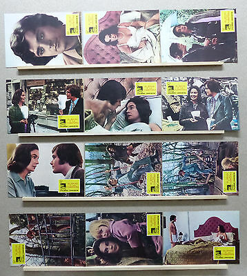 Say Hello to Yesterday Jean Simmons Leonard Whiting Lobby Set Spain 1971