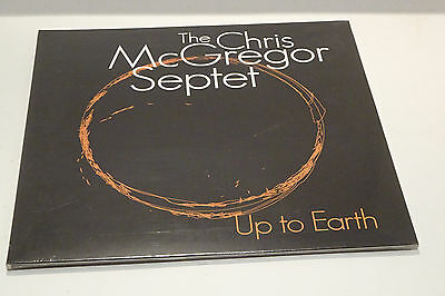 THE CHRIS McGREGOR SEPTET UP TO EARTH 2008 STAMFORD AUDIO LP NEW, FACTORY SEALED