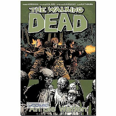 The Walking Dead 26 An die Waffen HORROR ZOMBIE COMIC 9783959812214 KIRKMAN