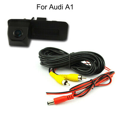 Car Trunk Handle CCD Rear View Parking Camera For Audi A1 2010-2017-2018 2019