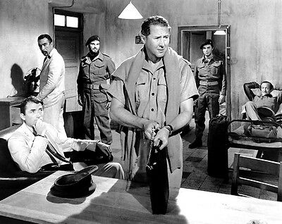 Gregory Peck, David Niven and Anthony Quayle photo - H366 - The Guns of Navarone